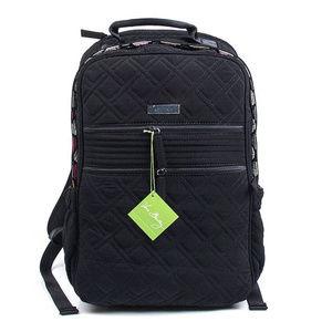 NWT Vera Bradley Tech Backpack in Classic Black
